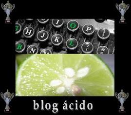 "Premio ""Blog Ácido"""