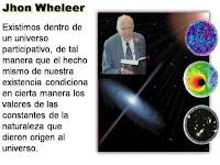 Urantia y Jhon Wheleer