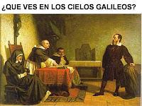 Galileo interogado por la iglesia