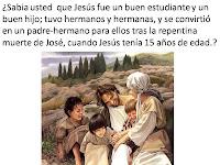 Jesus joven