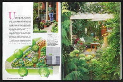 2009 issue of Garden Ideas