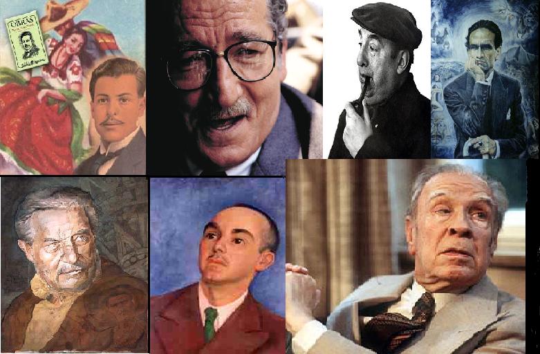 Poetas del siglo XX