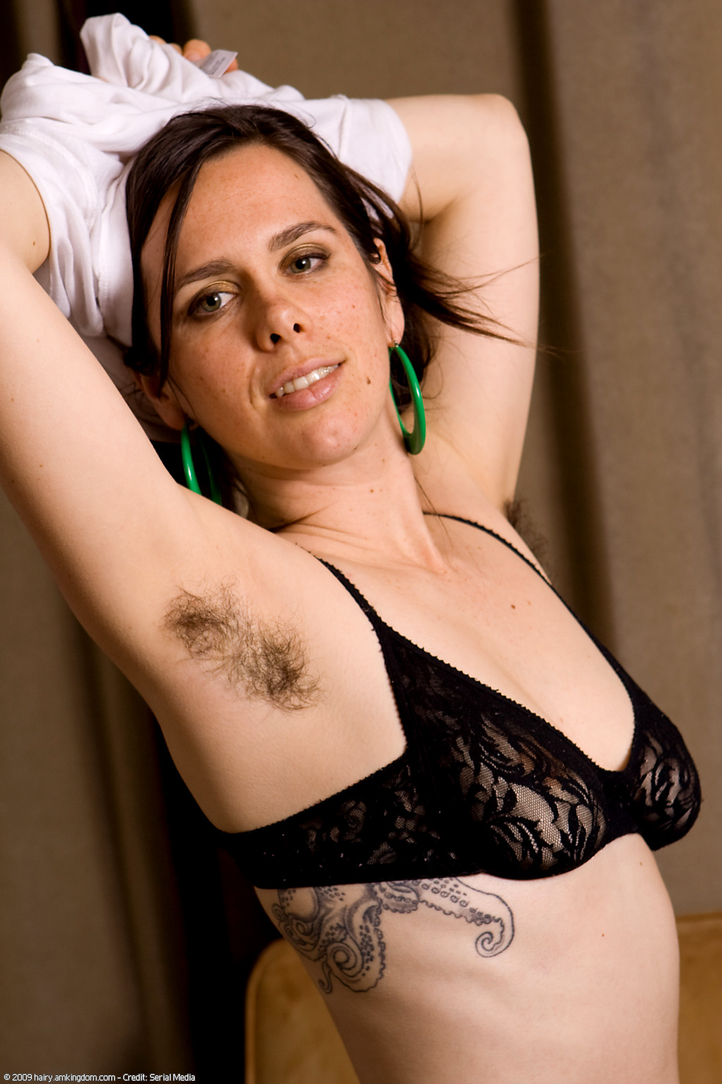 Theme, will Suicide girls hairy armpits