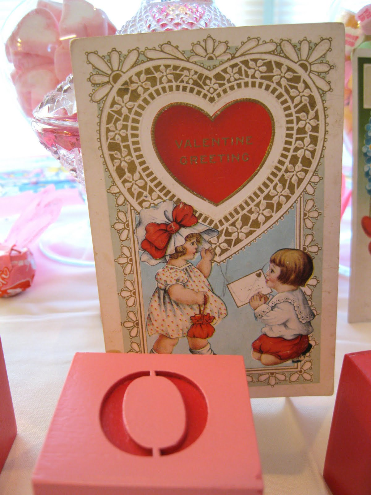 My Enchanted Home Valentine 39 S Day Decor