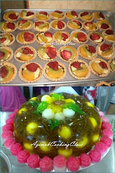 TARTLETS AND PUDDINGS