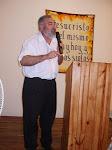 Pastor CARLOS AGUSTÍN LUQUE AHUBÁN