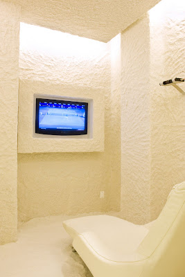 HALO/AIR Salt Rooms, salt room, salt rooms, salt, spa, salon and spa directory, spa treatment, salt treatment