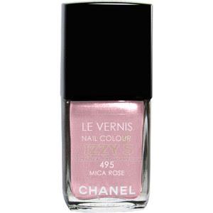 Chanel, Chanel Le Vernis, Chanel Le Vernis Nail Colour, Chanel Mica Rose, Mica Rose, Chanel nail polish, nail, nails, nail polish, Chanel Nail Polish Mica Rose, Chanel Le Vernis Mica Rose, pink, rose, pink nails, pink nail polish, pink polish, polish, mani, manicure