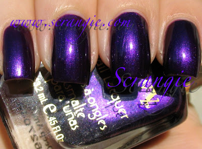 Scrangie, beauty blog, nails, nail polish, nail varnish, nail lacquer, interview, First Look Fridays, nail blogger