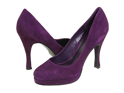 BCBG, BCBGeneration, BCBGeneration Dania Purple Suede Pumps, BCBGeneration Dania, Dania, purple, suede, pump, pumps, shoe, shoes