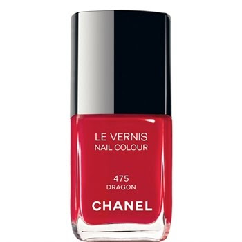Chanel, Chanel nail polish, Chanel Le Vernis Nail Colour, Chanel Dragon, Chanel Le Vernis Nail Colour Dragon, Chanel Dragon nail polish, nail, nails, nail polish, polish, manicure, manicurist