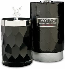 Votivo, Votivo candle, Votivo Dalian Collection, Votivo Spring 2010 Collection, candle, Dalian Collection, home fragrance, fragrance, candles