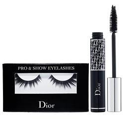 Dior, Dior Black Lash Kit, Dior Diorshow Mascara, Dior Pro & Show Eyelashes, false eyelashes, fake eyelashes, mascara, eye makeup, eyes