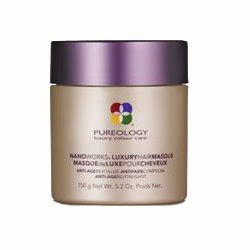 Pureology, Pureology Nanoworks Luxury Hair Masque, hair mask, hair treatment, luxury beauty products