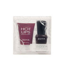 Zoya, Zoya Color Cubes, Zoya Hot Lips Lipgloss, Zoya Nail Lacquer, gift set, holiday gifts, Two-For Tuesdays, nails, nail polish, nail lacquer, nail varnish, lipgloss, lip gloss, lip balm