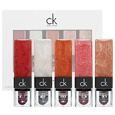 ck Calvin Klein, ck Calvin Klein Delicious Pout Flavored Lip Gloss Mini Collection, lips, lipgloss, gift set, beauty giveaway