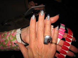 Jan Arnold, CND, Creative Nail Design, nails, nail polish, Fashion Week, New York Fashion Week, Mercedes-Benz Fashion Week