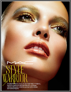 M.A.C Cosmetics, MAC Cosmetics, M.A.C Style Warrior, makeup collection, beauty launch