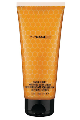 M.A.C Cosmetics, MAC Cosmetics, M.A.C Naked Honey Collection, beauty launch, M.A.C Naked Honey Hand and Body Cream