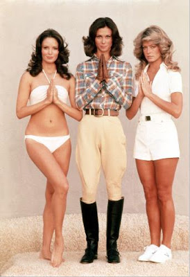 Farrah Fawcett Kate Jackson Jaclyn Smith Promo Picture Charlies Angels keeley hazell sex tape good quality