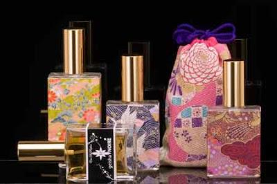 aroma M Perfumes, Maria McElroy, fragrance, perfume, perfumer