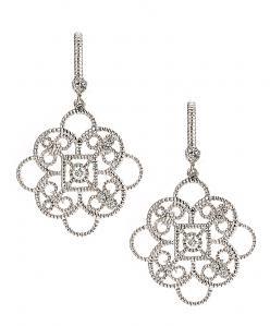 Leslie Greene Ava Earrings, Leslie Greene, jewelry, 12 Blings of Christmas