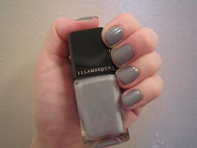 Illamasqua, Illamasqua Nail Varnish, Illamasqua Nail Varnish DWS, Illamasqua DWS, nail, nails, nail polish, polish, lacquer, nail lacquer