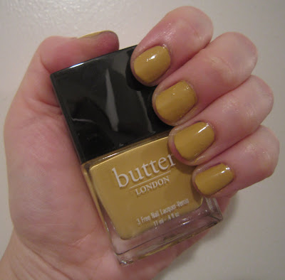 butter LONDON, butter LONDON Fall Collection, butter LONDON nail polish, butter LONDON nail lacquer, butter LONDON nail varnish, nails, swatches, butter LONDON Bumster