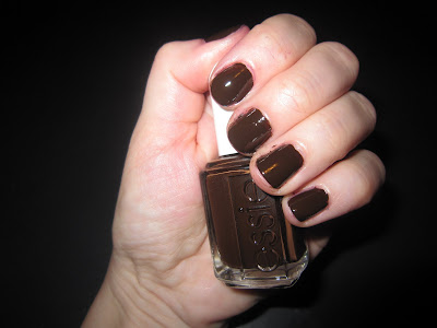 Essie, Essie nail polish, Essie Fall 2010 Collection, Essie Little Brown Dress, nail, nails, nail polish, polish, lacquer, nail lacquer, mani, manicure
