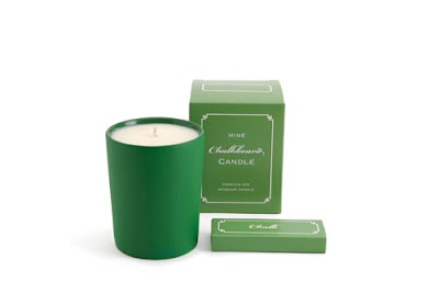 Mine Design, Mine Design candle, Mine Design Green Chalkboard Candle, candle, home fragrance, chalk