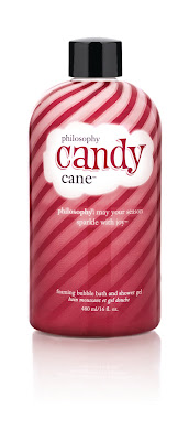 Philosophy, Philosophy Shower Gel, Philosophy Candy Cane, shower gel, bubble bath, body wash, Philosophy 3-in-1, Philosophy bubble bath, shampoo, Philosophy shampoo