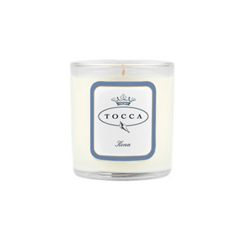 Tocca, Tocca candle, Tocca Kona Candle, bluemercury, Tocca bluemercury, candle, home fragrance, bluemercury exclusive