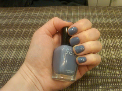Zoya, Zoya Nail Polish, Zoya Caitlin, Zoya Caitlin Nail Polish, Zoya Intimate Spring 2011 Nail Polish Collection, Zoya Intimate Nail Polish Collection Caitlin, nail, nails, nail polish, polish, lacquer, nail lacquer, mani, manicure, Susan Nam, Polished Beauty Bar