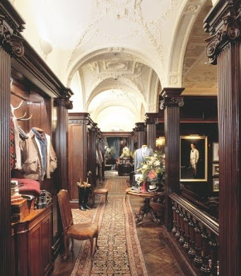 Divine distractions my closet dilemma for Ralph lauren flagship store nyc
