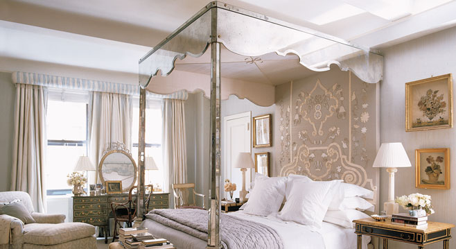 Divine distractions sleeping well for Elle decor beds
