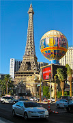 This is the Paris Las Vegas Hotel and Casino, Las Vegas Boulevard, . (img )