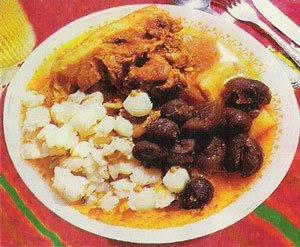 comida picana: