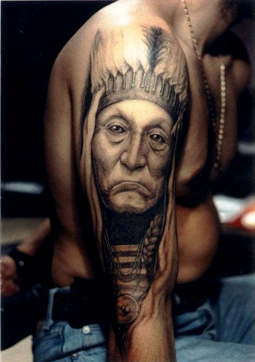 Labels: 3d tattoos, buy tattoo, Indian chief, tattoo ideas