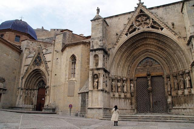 basílica-gótica-de-morella