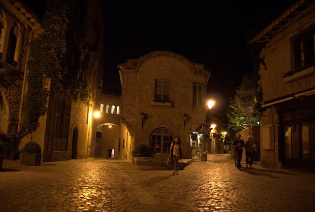 carcassonne+de+noche