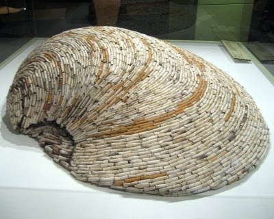 Quahog Shell Sculpture