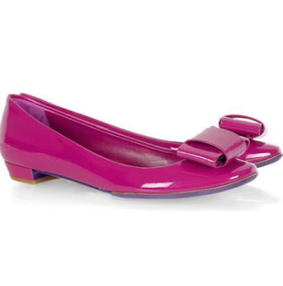 pink fun shoes