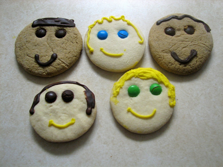 Children Around the World Cookies