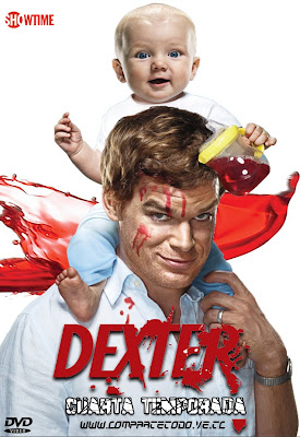 Cine de Colección: Dexter *Cuarta Temporada Completa* (3 Discos)