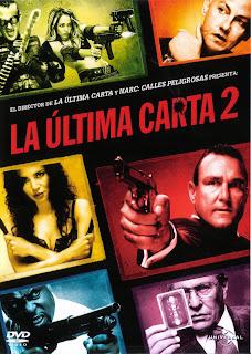 La Última Carta 2: El Tiro de Gracia / Ases Calientes 2: Baile De Asesinos Poster