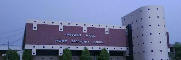 Crescent Model School Logo Crescent Model Higher