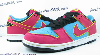 Nike SB Sole  Nike Ms. Pacman Dunk SB - May 2009 Quickstrike DROPPED ... a77498e58