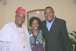 Jantar Comemorativo:  Dia da Nigéria