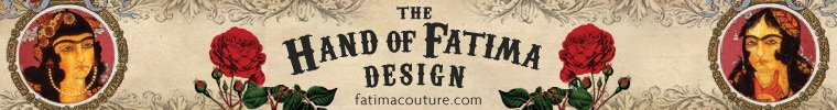 The Hand of Fatima Design N.Y.C.