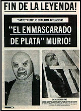 EL SANTO ESTÁ MORTO !